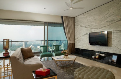 5 room luxury penthouse for sale in Gulshan 2